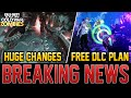 HUGE ZOMBIES CHANGES! MAP DLC PLANS REVEALED! Cold War Zombies
