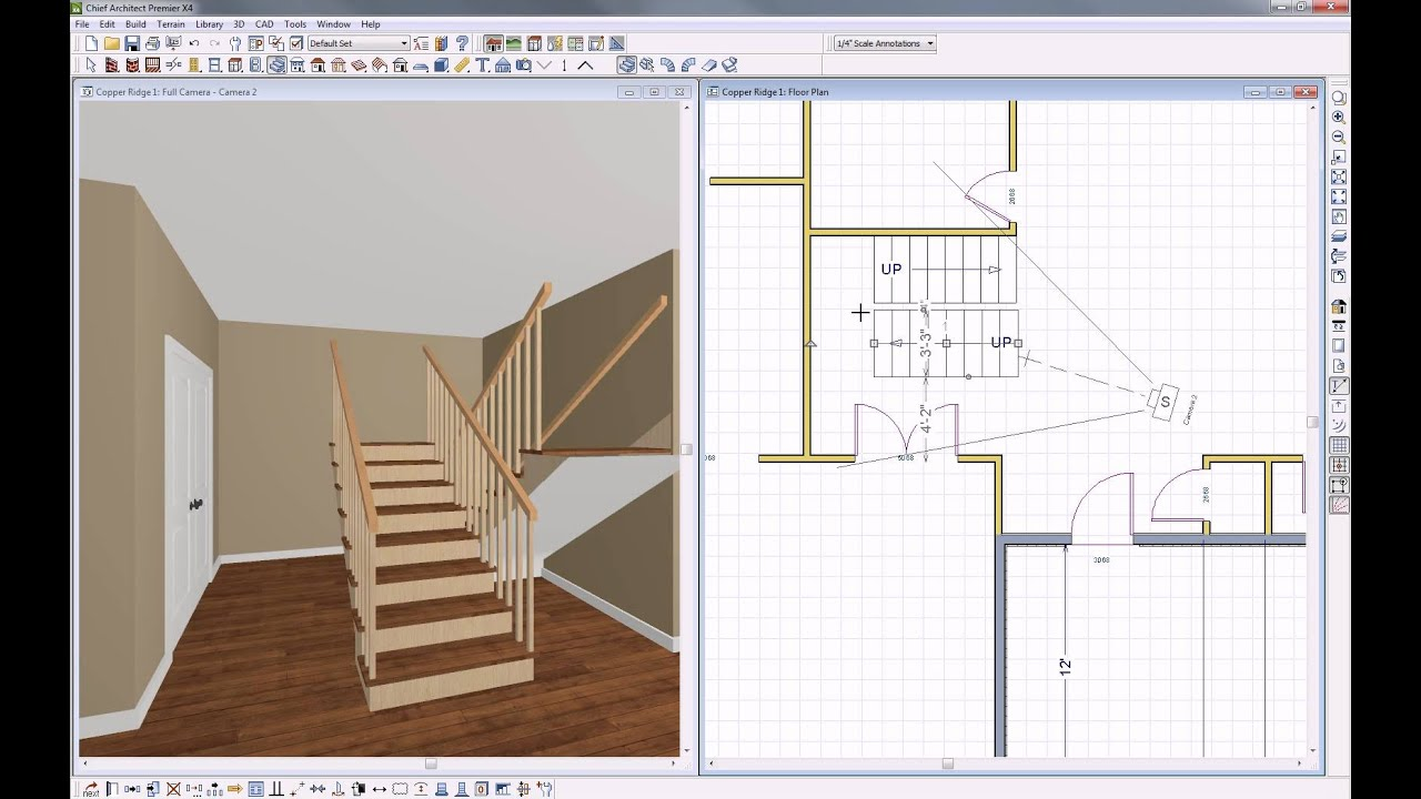 03 Copper Ridge Webinar 2nd Floor Plan Amp Stairs Youtube