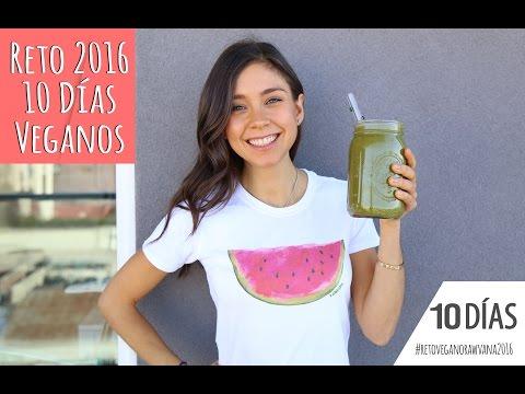 RETO DETOX DE 10 DIAS! (Vegano)