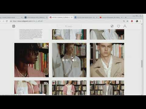 Victor Li fashion designer NYFW pre show review