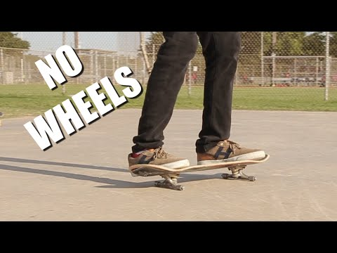 NO WHEELS - Nick Holt