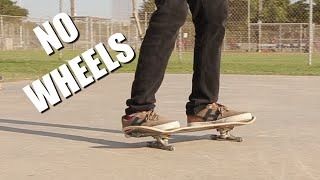 NO WHEELS - Nick Holt