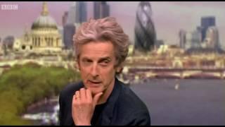 Peter Capaldi Interview