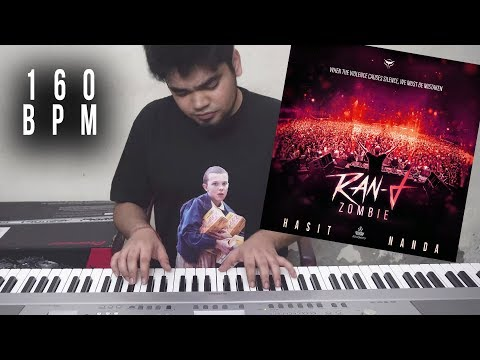 Ran-D - Zombie (INCREDIBLE PIANO COVER)