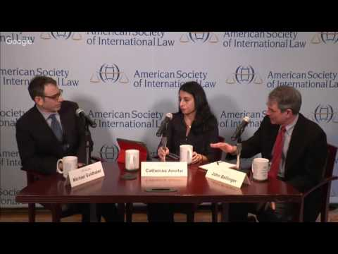 International Law and the Trump Administration: The Future of International Agreements [2-1-2017]