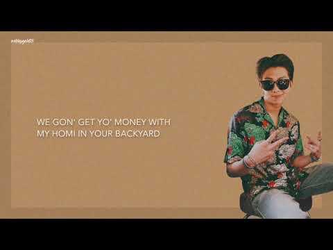 Lil Nas X ft. RM of BTS - 'Seoul Town Road' [Eng lyrics]