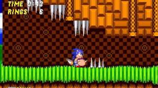 sonic the hedgehog 2 hack and