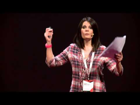 An Alternative Perspective on Expat Life: Maria Karchilaki at TEDxAthens 2012