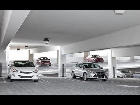 Chevy Cruze, Ford Focus, Hyundai Elantra, Mazda 3, VW Jetta - Comparison Test - CAR and DRIVER