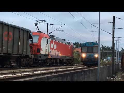 Movimentos de comboios e últimos serviços Regional em Louriçal
