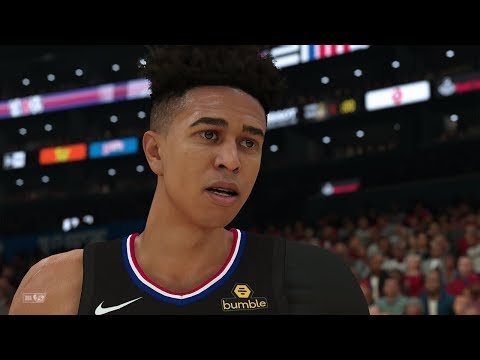 *NEW* OP SMALL FORWARD BUILD! MY FIRST NBA GAME! NBA 2K19 MyCareer #1