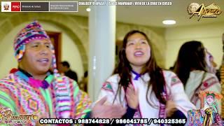 Gualberto Apaza / Isabel Huayanay y Ayfa De La Cruz En Cusco 2018