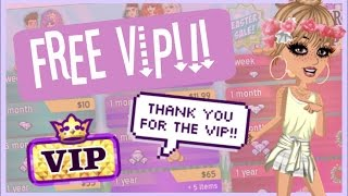 OPENING 4 FREE VIP TICKETS ON UK MSP!!! *GIVEAWAY*