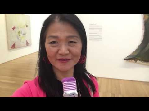 Whisper in museum - Modern art - Cantor Anderson collection