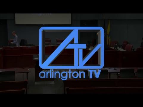 Arlington County Board Meeting - July 18, 2018