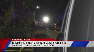 St. Louis rapper Baby Huey shot, killed at 31