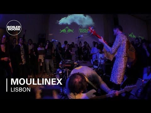 Moullinex Boiler Room x RBMA Lisboa Live Set