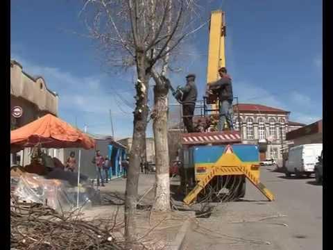 Շարունակվում են Գավառ քաղաքի արտաքին տեսքի բարեկարգման աշխատանքները