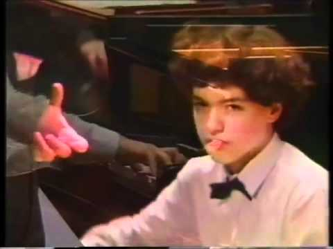kissin plays tchaikovsky tour japan with valery gergiev 1986   part 3