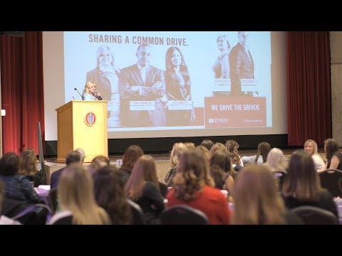 2018 WOI Keynote: Victoria Vega '88
