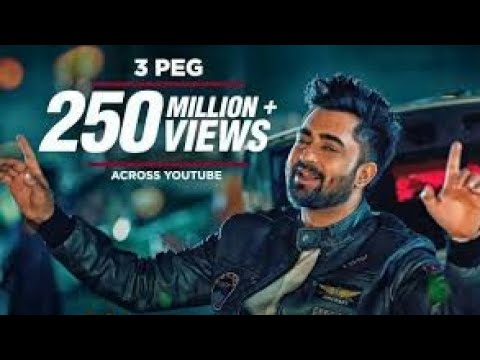 3 Peg - Sharry Mann | Punjabi Song | Top Records