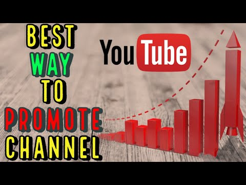🔥Best Way To Promote Your Youtube Channel🔥   How To Growth Your Channel   - In Hindi