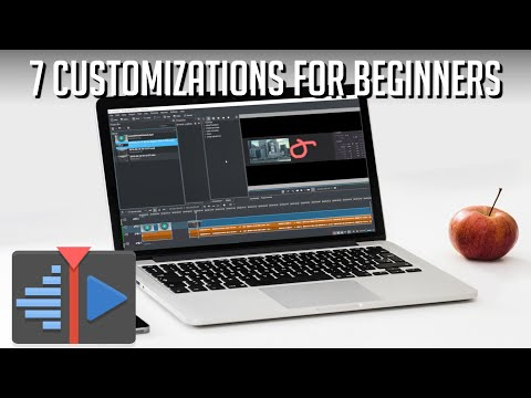 7 Settings to Customize for First Time Use in Kdenlive - Tutorial thumbnail
