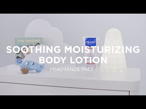 Mom Hacks: How to Apply Soothing Moisturizing Body Lotion for Babies with Sensitive Skin | Mustela