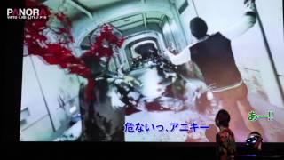 「ペンギンズ」アニキが絶叫! 『バイオハザード:ヴェンデッタ』VRをPlayStation VRで体験