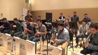SRU Jazz Ensemble - Low Down (Thad Jones)