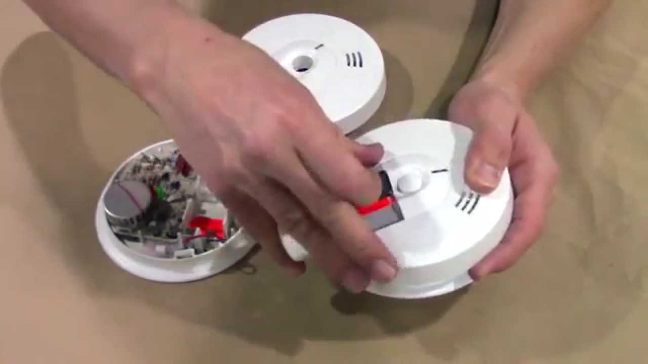 How To Stop Fix A Smoke Alarm Chirp Beep Youtube