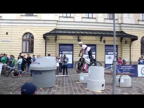 UCI Trials World Cup Kraków 2014