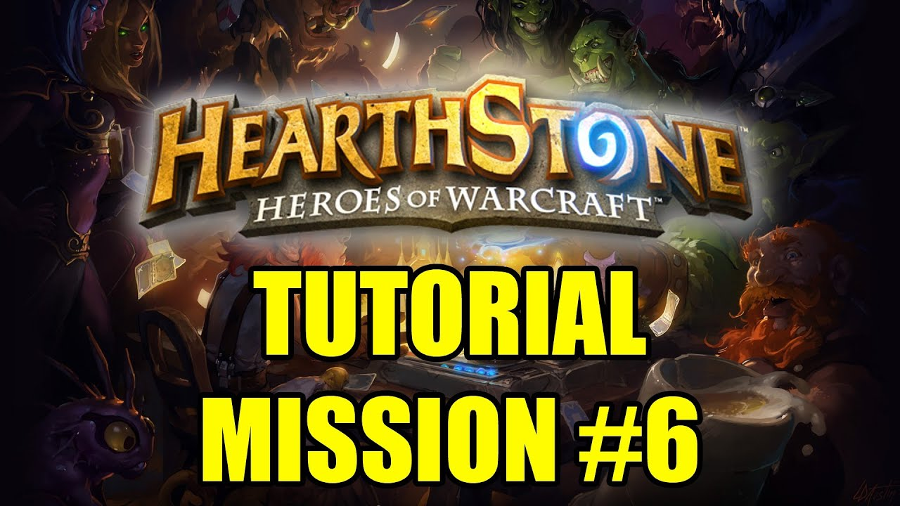 Hearthstone Beta - The Turorial: Final battle vs. Illidan Stormrage