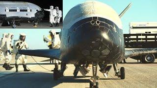 2 বছর পর পৃথিবীতে ফিরল রহস্যময় মহাকাশযান | Mysterious US plane returns | Latest news