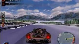 Speed Devils Online (Dreamcast): Canada Heavy Winter