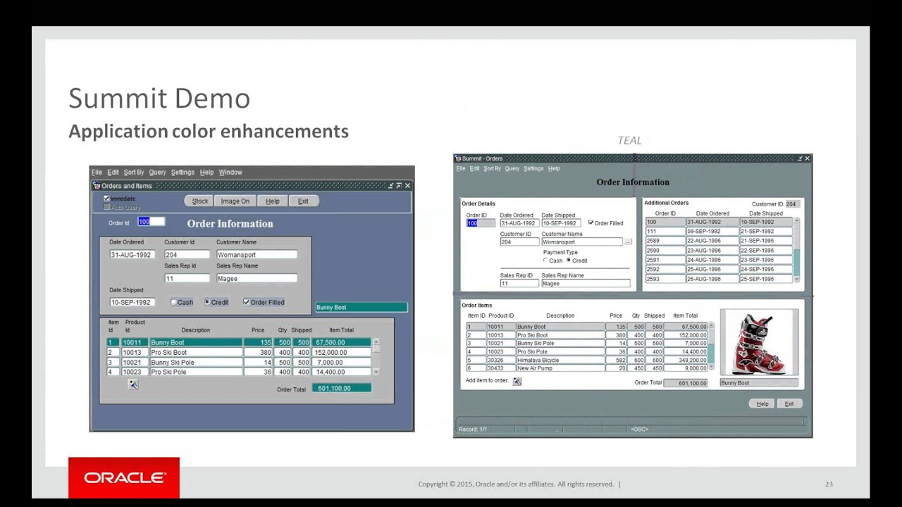 oracle forms 12c and beyond new features sneak peak
