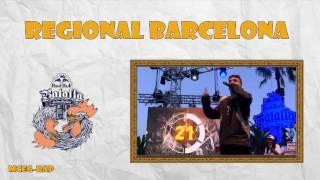 BARON VS JADO - Red bull Batalla de los gallos - Regional Barcelona 2016