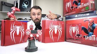 Das Geheimnis der neuen PS4 Slim & Pro der Marvel's Spider-Man Limited Edition