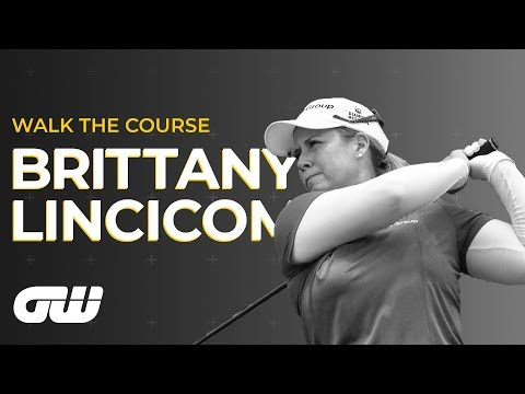 Brittany Lincicome On Competing Against Men On The PGA Tour | Walk The Course | Golfing World