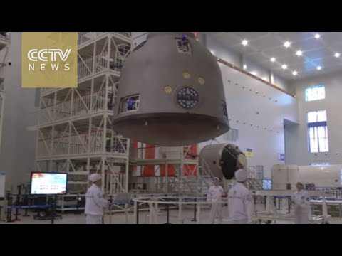 China space exploration: A look at the facility where rockets are tested