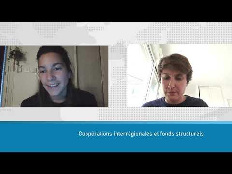 Coopérations interrégionales et fonds structurels