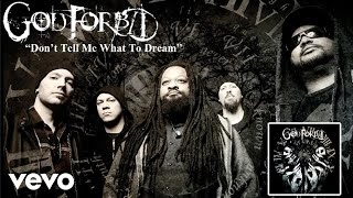 God Forbid - Don't Tell Me What To Dream (Audio)
