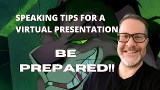 This Still Needs to be the Same for Your Virtual Presentation