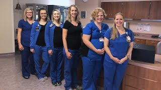 6 Nurses Working at Same Hospital Unit All Pregnant At Same Time