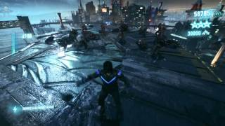 Batman Arkham Knight AR Challenge: Azrael