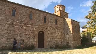 Il San Giovanni Theristìs di Bivongi in 2 minuti. Dalla Trasmissione i Borghi d'Italia messo in onda da TV2000