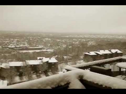 Winter in Hawthorne Nj