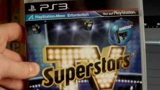 Unboxing TV Superstars (PS3)