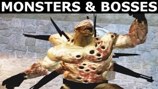Download Video The Suffering - All Monsters & Bosses (No Commentary) (Horror Game) MP3 3GP MP4