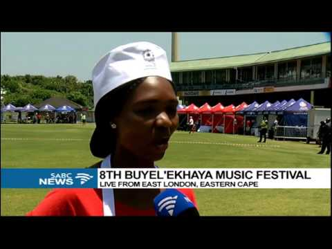 UPDATE: Unathi Binqose on the 8th Buyelekhaya Music Festival